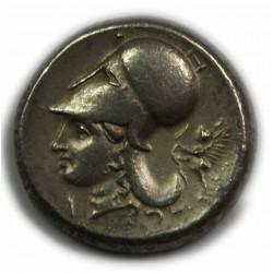 Statère/didrachme Corinthe 350-285 av. J.C. TTB à Superbe