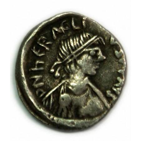 Silique d'HERACLIUS - Imitation Impériale 610 ap. J.C. SUPERBE