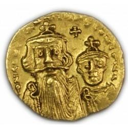 Byzantine - Solidus de CONSTANS II, 641-668 AP.  J.C. TTB