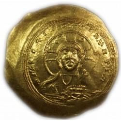 Nomisma Histamenon de CONSTANTIN IX, 1042-1055 AP.  J.C. Superbe