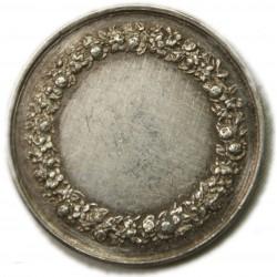 Médaille Mariage Fidelité Bonheur par Petit F.- lartdesgents.fr