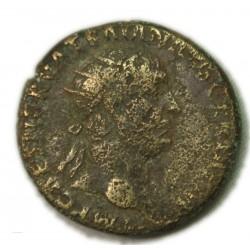 Dupondius TRAJAN 99 AP. J.C. lartdesgents.fr
