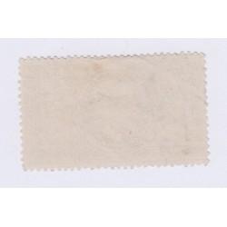 Timbre N°33, 5 fr. violet-gris, nov 1869 oblitéré cote 1150 euros lartdesgents.fr 2