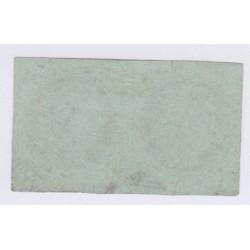 Paire N°39A , 1c. olive, 5 déc.1870 oblitérés cote 600 euros lartdesgents.fr