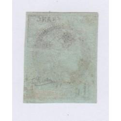 N°39B , 1c. olive,  déc.1870 Neuf cote 110 euros lartdesgents.fr