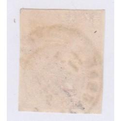 N°40B , 2c. brun-rouge,  18 déc 1870 Oblitéré cote 330 Euros lartdesgents.fr