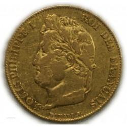 LOUIS PHILIPPE Ier 20 Francs 1832 B Rouen, lartdesgents.fr