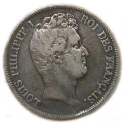Louis Philippe Ier 5 Francs 1830 A T. relief, lartdesgents.fr