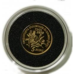 Semeuse - 5€ or 2010 - 50° Anniversaire du nouveaux FRANC, lartdesgents.fr