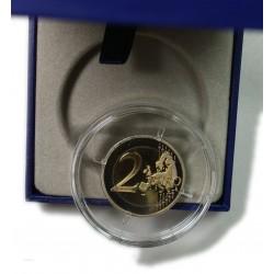 France Commémorative 2010     BELLE EPEUVE     2€ Appel du 18 juin 1940