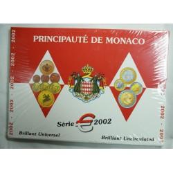 Coffret BU Monaco 2002 neuf complet RARE, lartdesgents.fr