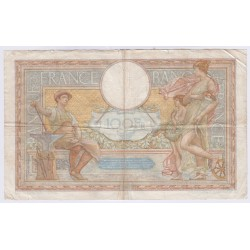 Luc Olivier Merson - 100 Francs 21 oct 1937 TB, lartdesgents.fr