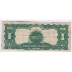 USA ONE DOLLAR 1$ série 1899 P.338c5, lartdesgents.fr