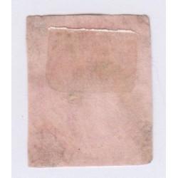 N°49b, 80 c. rose vif, déc 1870, oblitéré cote 350 Euros  lartdesgents.fr