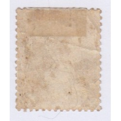 N°52, 4 c. gris, 1872, neuf* cote 500 Euros  lartdesgents.fr