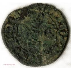 PORTUGAL - JEAN Ier 1415-1433 - 1/2 Réal Branco TB (2) lartdesgents.fr