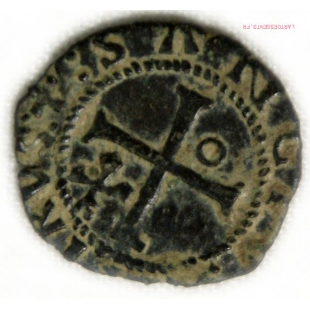 FEODALE- Comtat-Venaissin Denier d'Avignon à identifier Paul?, lartdesgents.fr