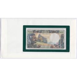 Nouméa - 500 Francs - dans enveloppe 1er jour,  lartdesgents.fr