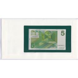 Pays bas - 5 Gulden - 28 Mars 1973 - P95 - dans enveloppe 1er jour,  lartdesgents.fr