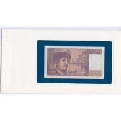 France - 20 Francs Debussy - 1980 - dans enveloppe 1er jour,  lartdesgents.fr