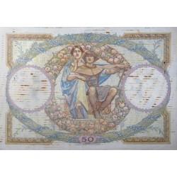 50 Francs Luc Olivier Merson 15/11/27 (50F026)