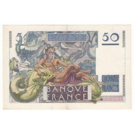 50 Francs Le Verrier  02-05-1946  SUP+ Fayette 20.3