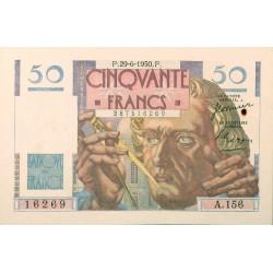 50 Francs Le Verrier 29/06/50 (50F058)