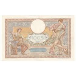 100 Francs Luc Olivier Merson 30-03-1933 SUP +  Fayette 24.12
