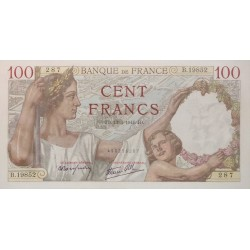 100 Francs Sully 13/03/41 (100F123)