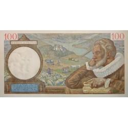 100 Francs Sully 13-03-1941 NEUF Fayette 26.48