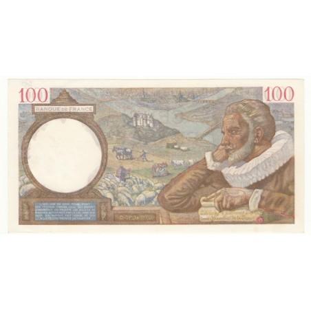 100 Francs Sully 13-03-1941 SPL Fayette 26.48