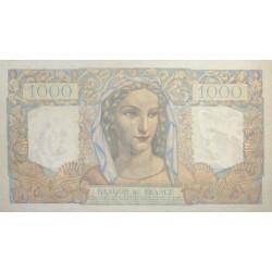 1000 Francs Minerve et Hercule 03-10-1946 P/NEUF Fayette 41.17