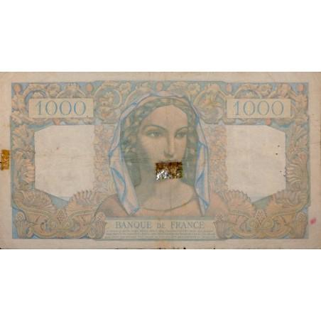 1000 Francs Minerve et Hercule 29/06/50 (1000F055)