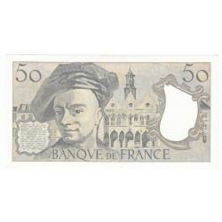 50 Francs Quentin De La Tour 1991 (50F088)