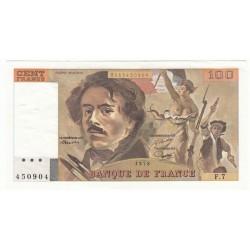 100 Francs Delacroix 1978 (100F193)