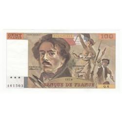 100 Francs Delacroix 1978 (100F199)