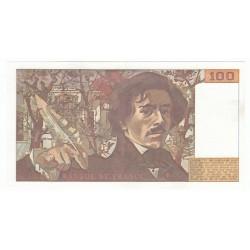 100 Francs Delacroix 1979 SPL