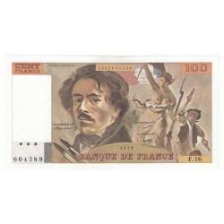 100 Francs Delacroix 1978 (100F210)
