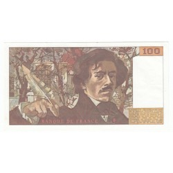 100 Francs Delacroix 1979 F.19 - SUP+