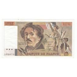100 Francs Delacroix 1984 (100F226)