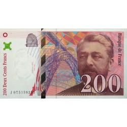 200 Francs Eiffel 1999 (200F012)