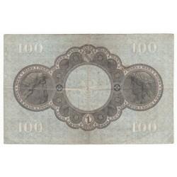 ALLEMAGNE 100 Mark 1 Janvier 1907 TTB