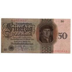 ALLEMAGNE 50 Reichs mark 11 Oct 1924 Ros 170
